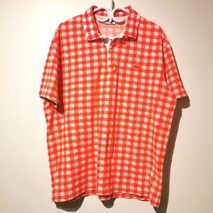 Vintage Lacoste 3XL slim fit polo shirt